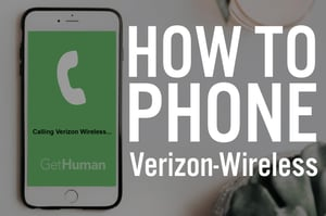 Verizon Wireless Phone Number Call Now Skip The Wait